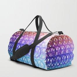 Mountain bike palette Duffle Bag