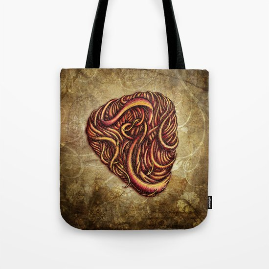 HAIR PICK Tote Bag