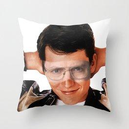 Dwight Bueller Throw Pillow