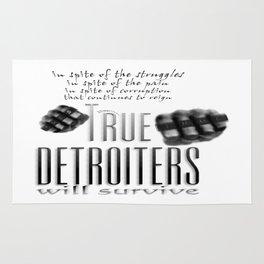True Detroiters Rug