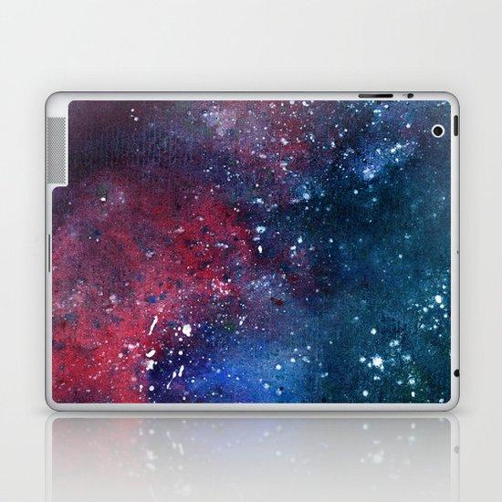 In the blues Laptop & iPad Skin