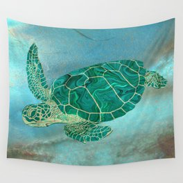 A Lovely Turt Wall Tapestry