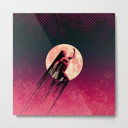 Sister Moon Metal Print
