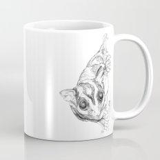 A Sketch :: A Sugar Glider Named Loki Mug