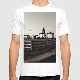 Beavertail, RI T-shirt