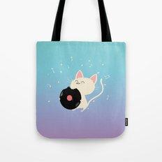I can't get nooooo catisfaction Tote Bag