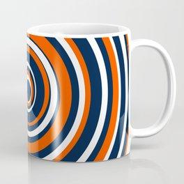 Team Series - Oilers - Circles Coffee Mug