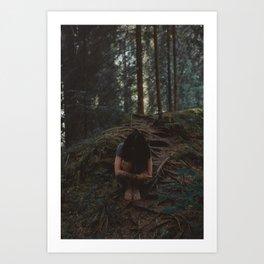 the lost decree Art Print