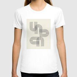 Mid-century dance T-shirt