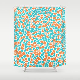 Terrazzo AFE_T2019_S8_4 Shower Curtain