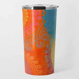 BE EXACTLY WHO YOU ARE Travel Mug