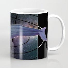 Space rorqual Coffee Mug