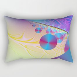 Supported Discs B Rectangular Pillow