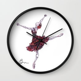 Marianela Nunez as Kitri, act 1 Wall Clock