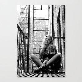 A Moment of Escape Canvas Print