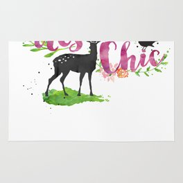 tres chic Rug