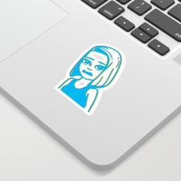 gurlfriend Sticker