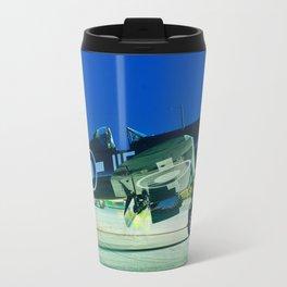 Warbirds Juxtaposed Travel Mug