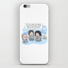 This Man Loves His Job iPhone & iPod Skin