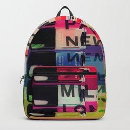 Fashion x Fashion Backpack
