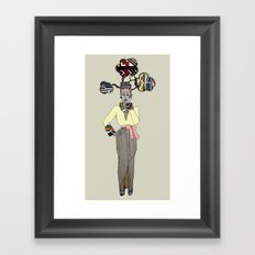 Art is ..... Framed Art Print
