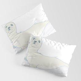 Seal Pup Pillow Sham