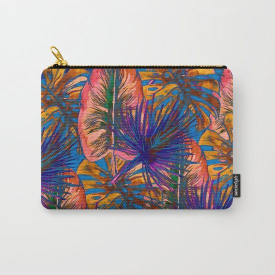 My Tropical Garden 8 Carry-All Pouch