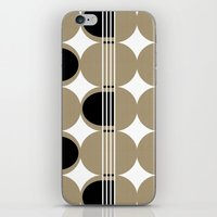 guitar iPhone & iPod Skins featuring guitar by ottomanbrim