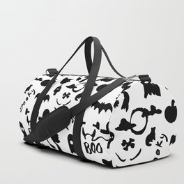 Halloween Pattern Duffle Bag