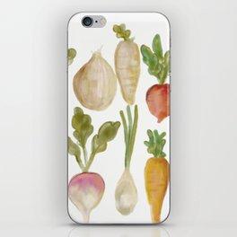 Veggie Garden iPhone Skin