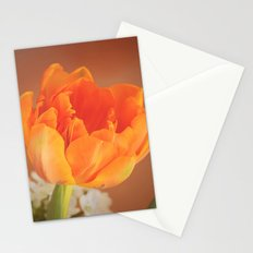 Romantic Flower Tulip Stationery Cards