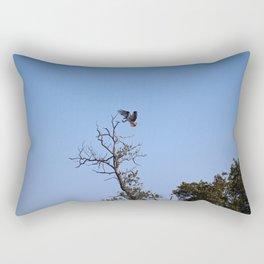 Counterfeit Cowboy Rectangular Pillow