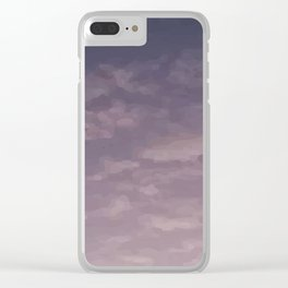Texas Hill Country Sky - Sunrise 5 Clear iPhone Case