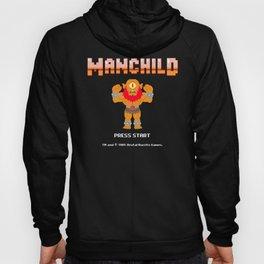 8Bit Manchild Hoody