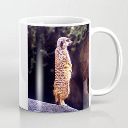 What's Up Meerkat? Coffee Mug