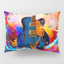 GUITAR Pillow Sham