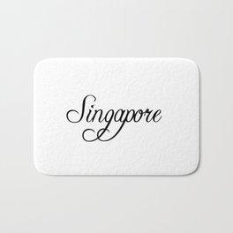 Singapore Bath Mat