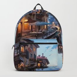 THE CITY OF LOVE Backpack