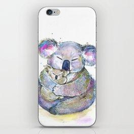 Kuddly Koalas iPhone Skin