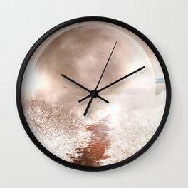 Destination Wall Clock
