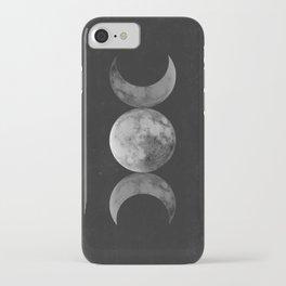 Moon Symbol iPhone Case