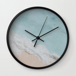 seashore viii Wall Clock