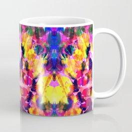 Tropical Tie Dye Coffee Mug
