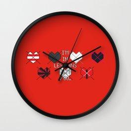 Scott Pilgrim vs. The World - Scott Wall Clock