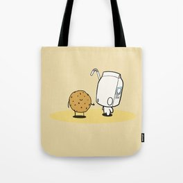 cookies love cream Tote Bag