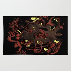 Sinister Situation Rug