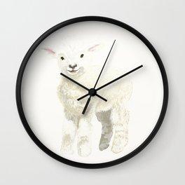 Lamby Wall Clock