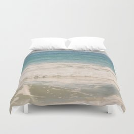 Beach Waves Duvet Cover
