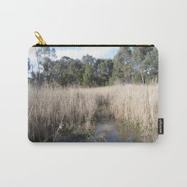 Dead Reeds Carry-All Pouch