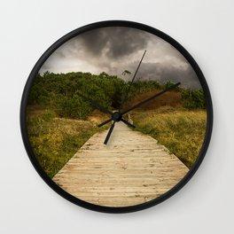 El Camino Wall Clock